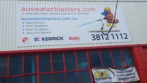 Ultra High Water Jetting Units WaterBlasters