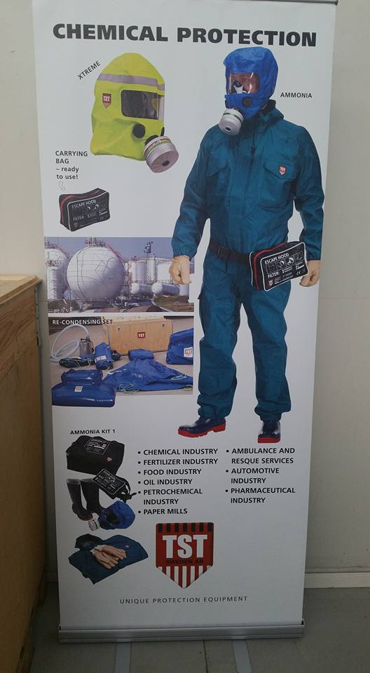TST Cooling Vest - Ultra High Water Jetting Units Aus